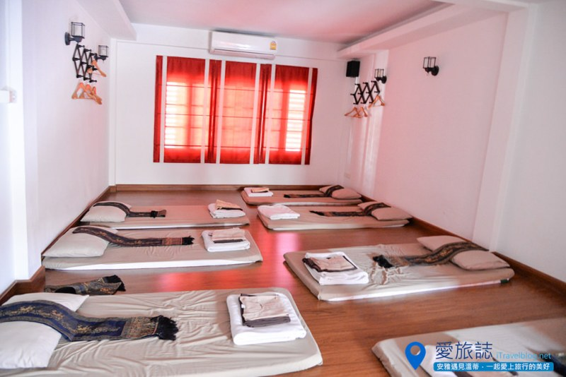《清邁SPA按摩》Lanna Massage:尼曼路品質穩定平價按摩