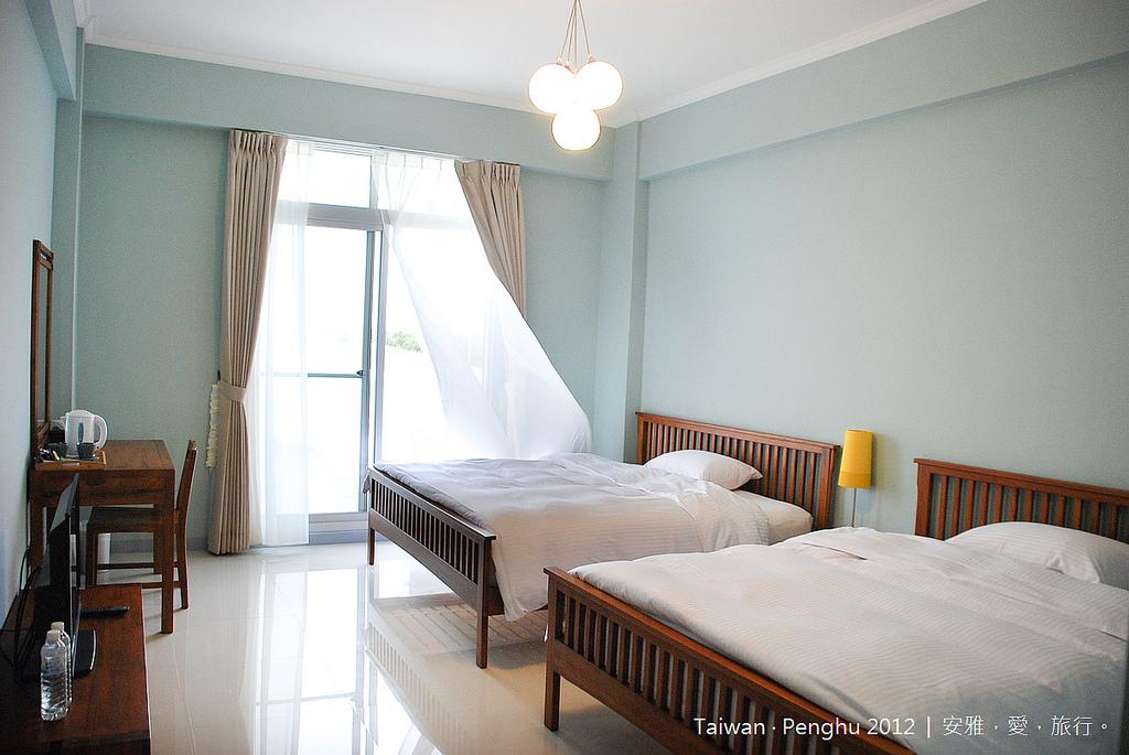 《澎湖飯店推薦》德芬度假旅館:2012年全新開幕的吉貝島民宿 。 | 愛旅誌