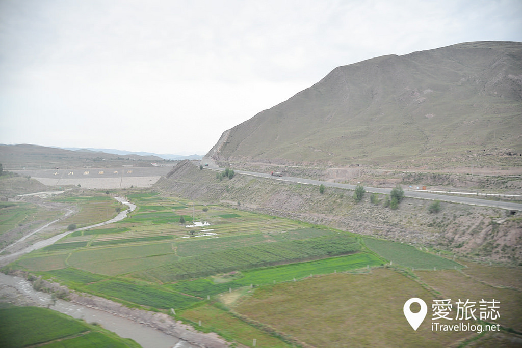 《甘肅交通指南》蘭州鐵路敦煌號:一千里路的絲路大漠風光