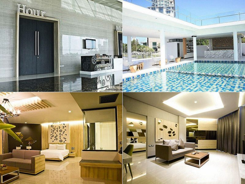 The 24 New Open Hotels in Pattaya in 2015, Amazing Thailand.