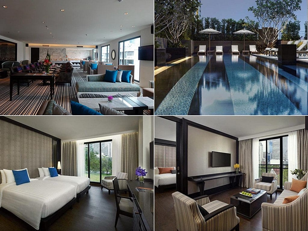 The 18 New Open 5-Star and 4-Star Hotels in Bangkok in 2015.