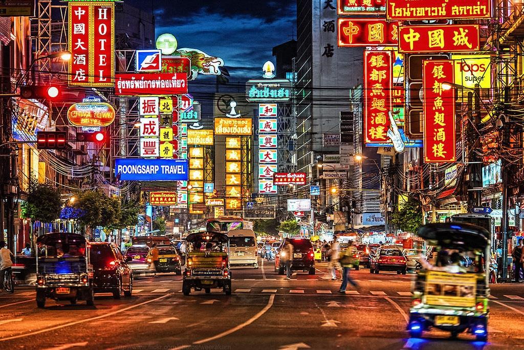《曼谷自由行》7天6夜經典行程懶人包.2017年新手攻略版