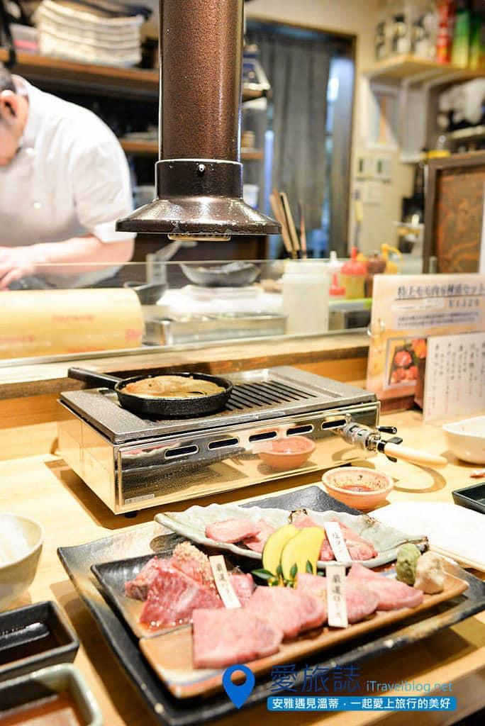 《大阪美食餐廳》大和燒肉やまとく:鶴橋駅旁精緻日式烤肉餐廳,倆人用餐就摒棄吃到飽烤肉吧