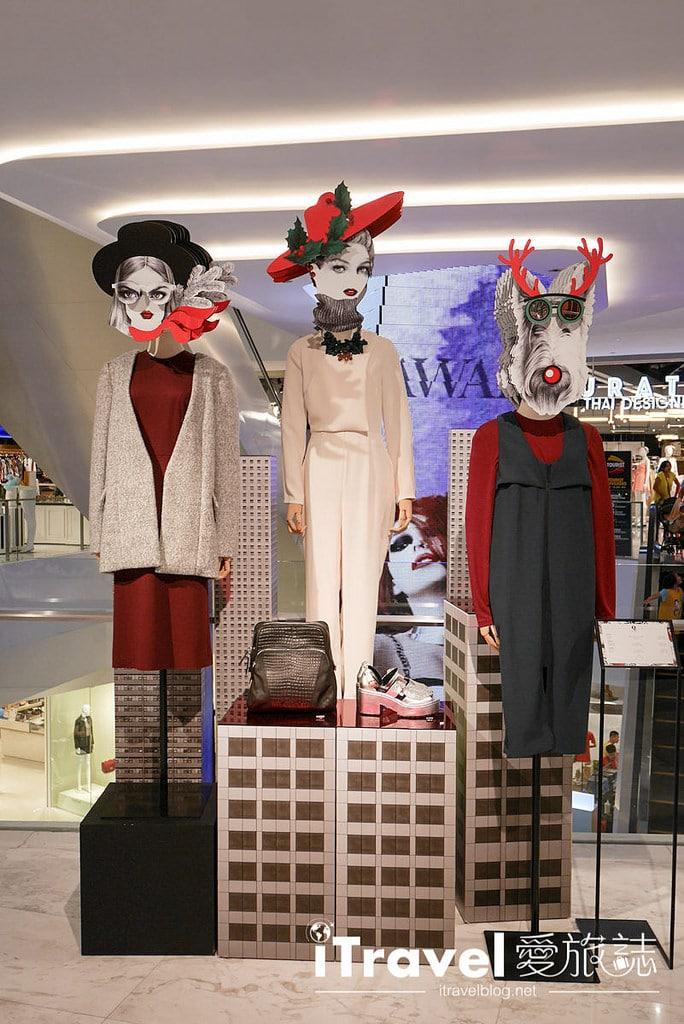 《曼谷購物中心》The EmQuartier:時尚潮牌與美味料理匯集