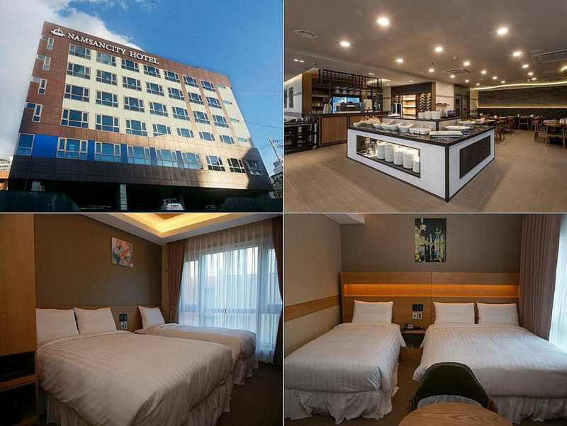 The 10 New Open 3-Star Hotels in Seoul in 2015, South Korea. Including 30 New Hostels Information.