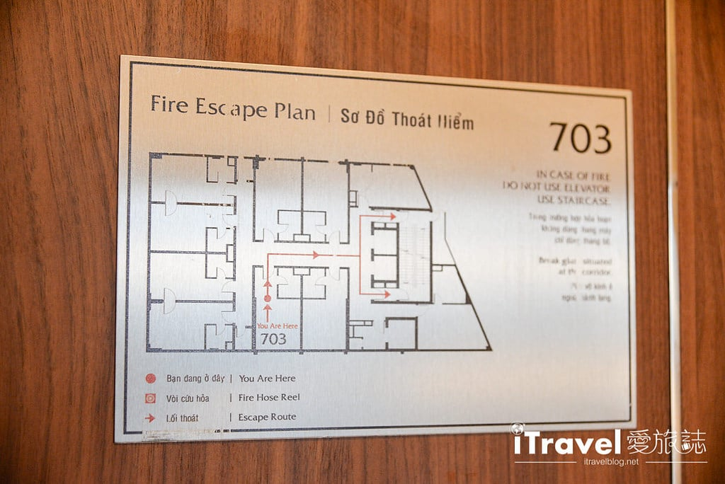 《峴港飯店推薦》Vanda Hotel 凡達酒店:2015年開業新住宿選擇,眺望漢江河景的商務飯店。