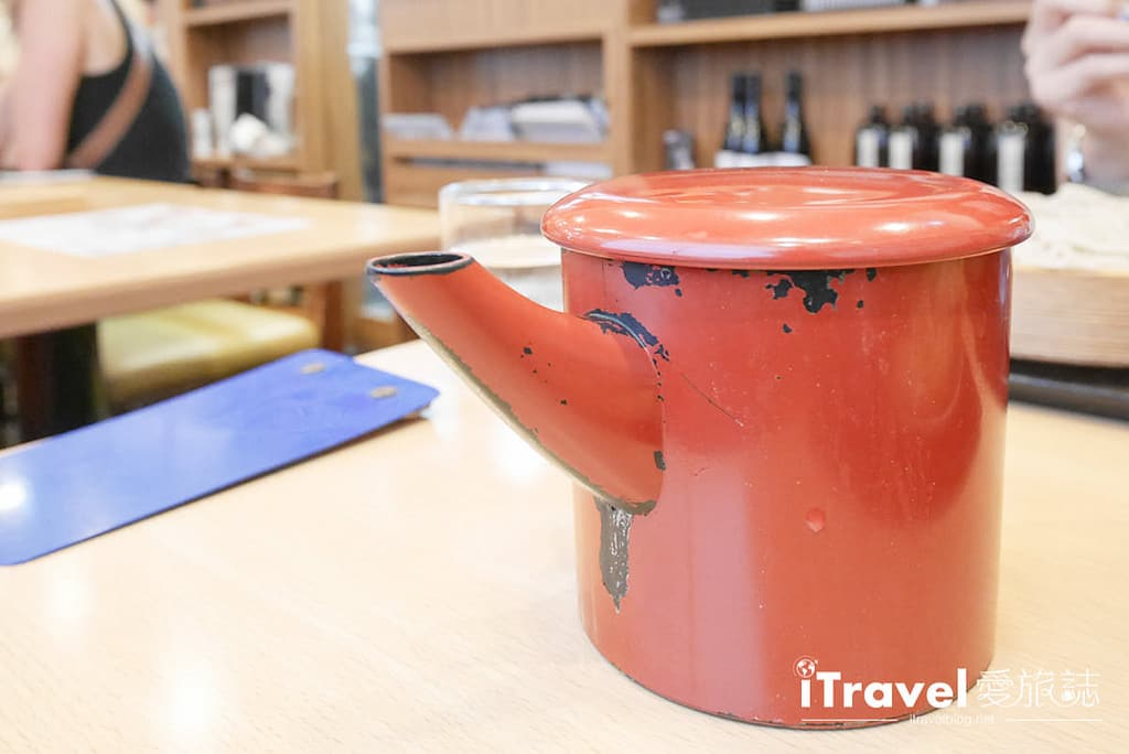 《東京美食餐廳》手打蕎麥麵十和田本店,取用日本食材與泉水製成美味料理