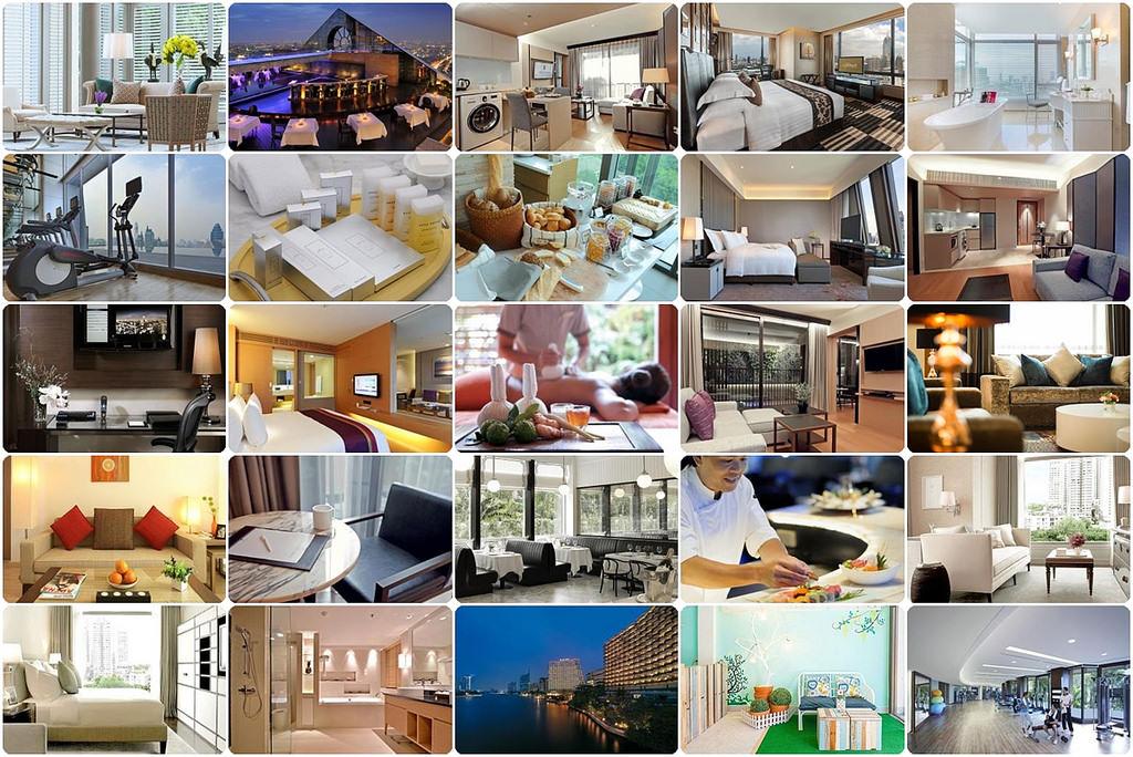 《曼谷訂房筆記》14個旅遊分區:符合需求飯店篩選與行程規劃