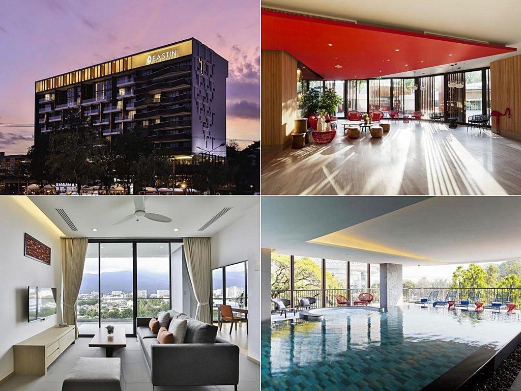 《清邁飯店推薦》Top 40評價最佳星級酒店與度假村精選