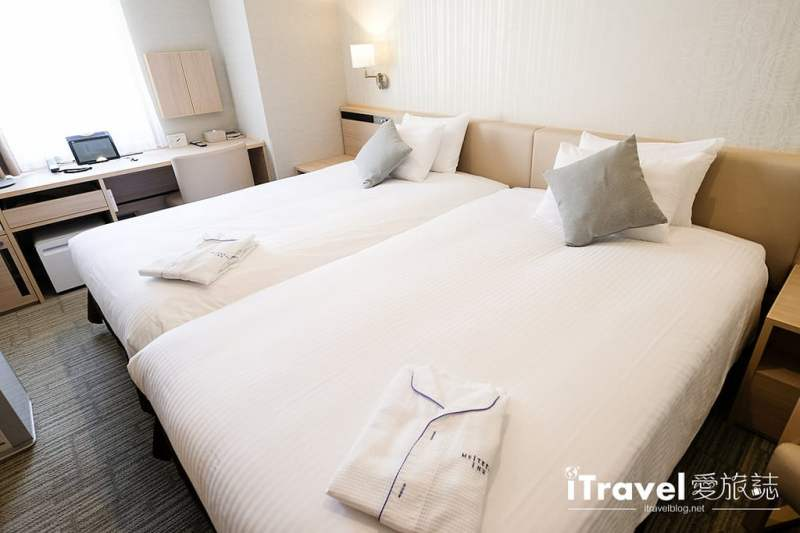 《東京飯店推薦》濱松町名鐵Inn:都營淺草線大門站便利住宿