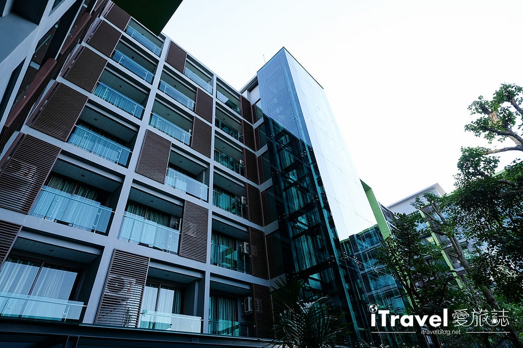《華欣飯店推薦》尼斯公寓酒店:三人房型的平價公寓式酒店