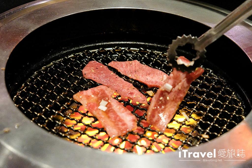《東京美食推薦》敘敘苑燒肉(叙々苑)如夢想中的美好滋味,和家人共享午餐吧