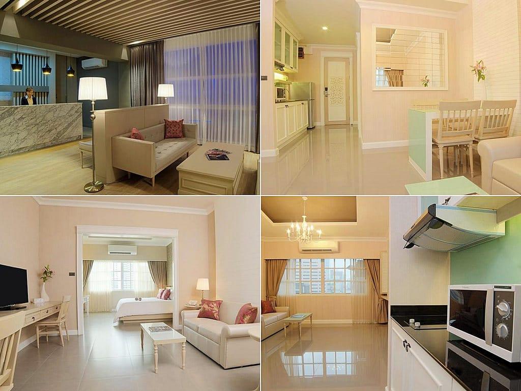 《曼谷飯店推薦》2014年34家捷運沿線新開業酒店精選