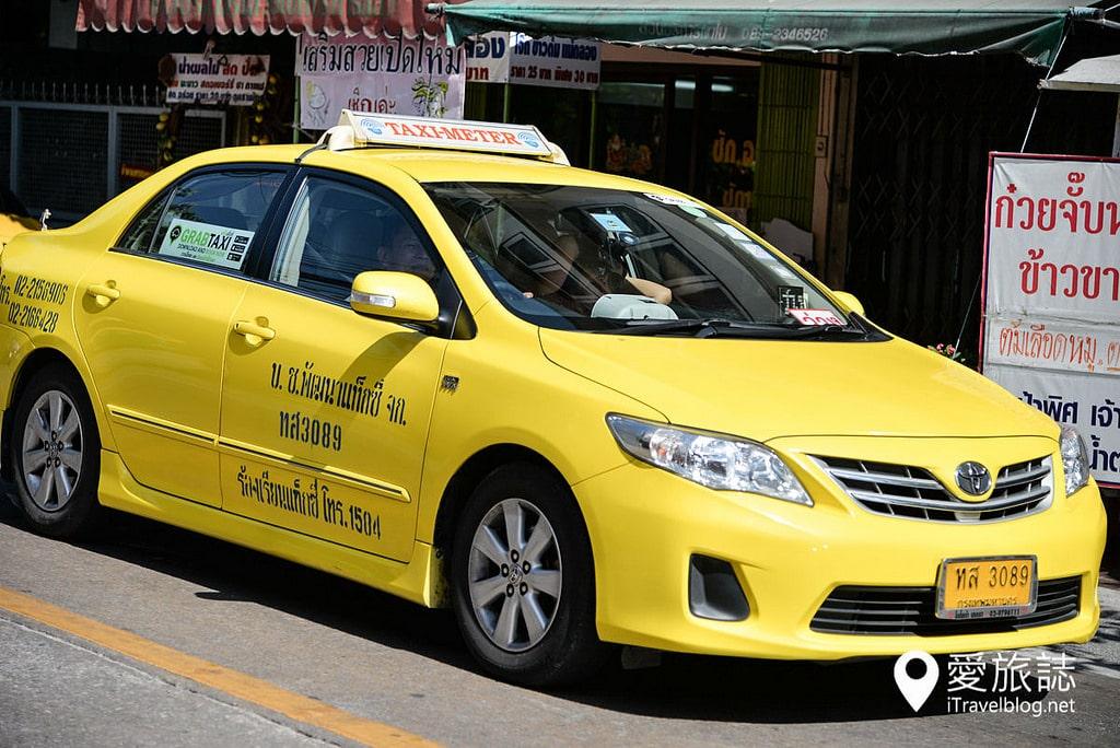 《曼谷自由行》GrabTaxi叫車服務:告別泰國計程車劣質體驗