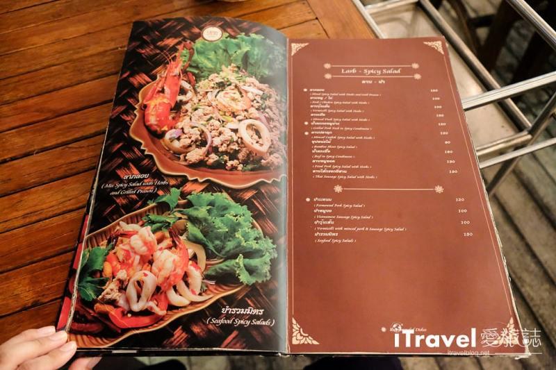 《曼谷美食餐廳》Larb Loi:育披曼河濱商城河岸美景餐廳