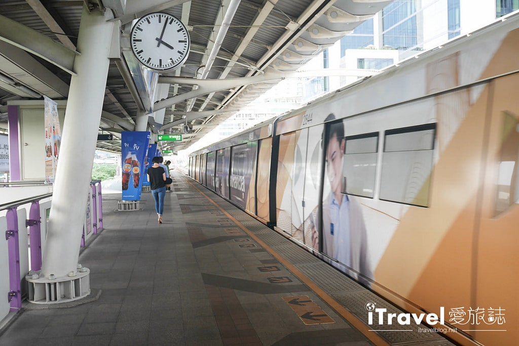 《曼谷換匯指南》Siam Exchange 暹邏換匯所:交通方便且匯率佳,緊鄰空鐵站與購物中心。