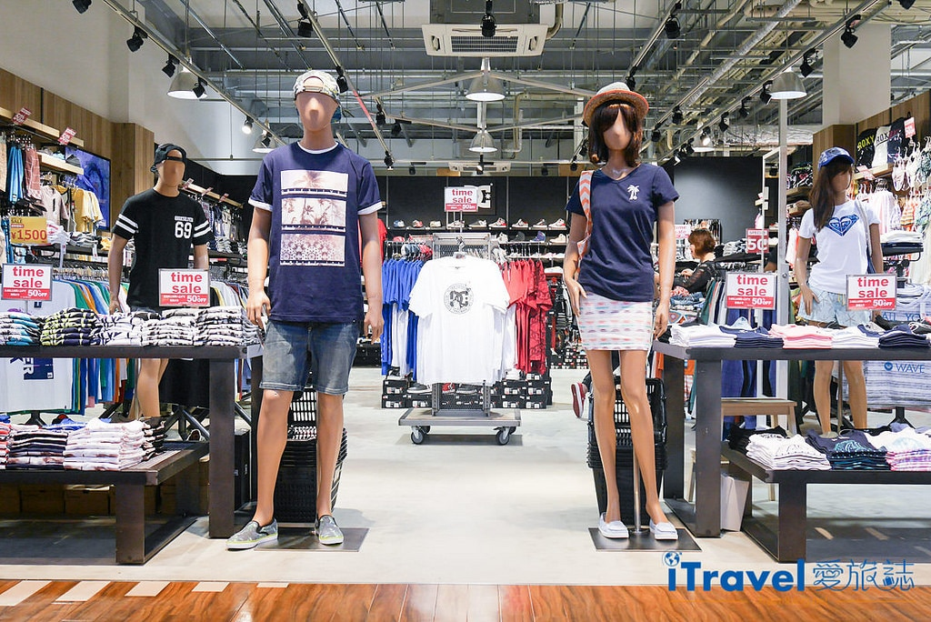 《福岡購物血拼》瑪麗諾亞城:Outlet購物心得與交通介紹