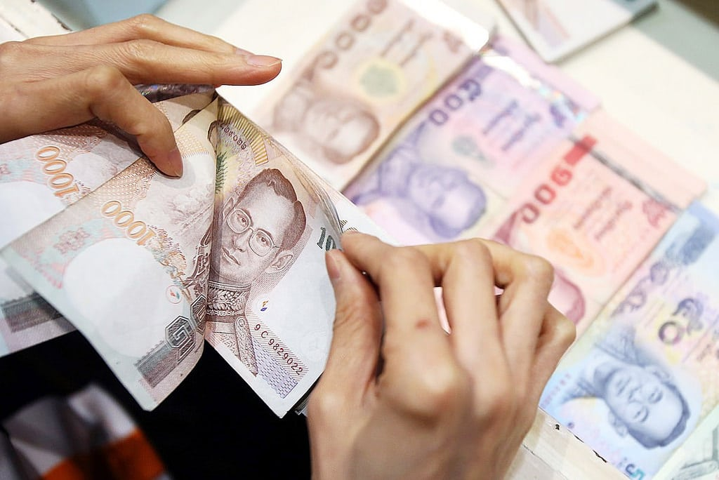 《泰國自由行》海關入境攜帶現金規定總整理,新手行前必看