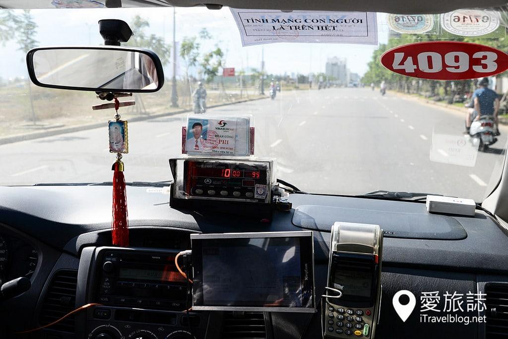 《越南計程車攻略》峴港計程車搭乘實戰:Taxi Navi計算車資