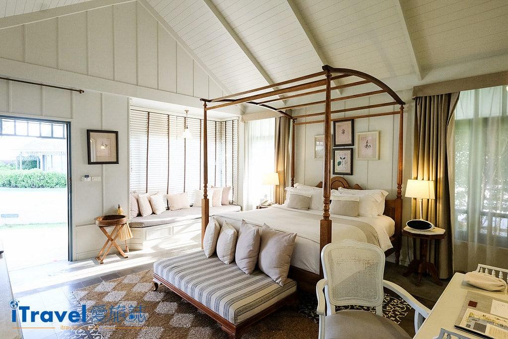 《華欣五星飯店》德瓦薩穆度假村酒店:一房一屋海邊度假首選