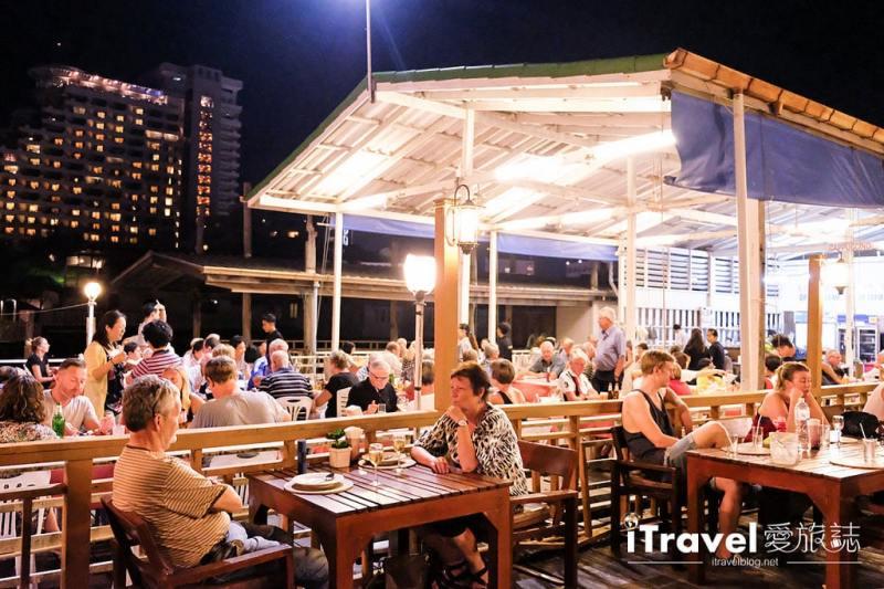 《華欣海鮮餐廳》The Moon Terrace:臨海餐廳全家共享美食