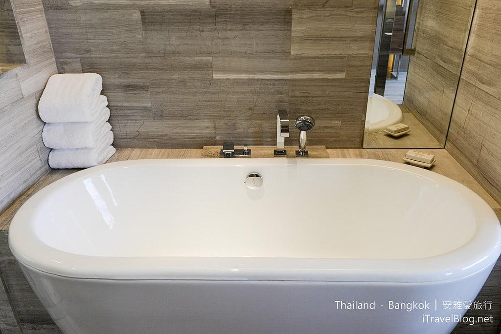 《曼谷飯店推薦》曼谷希爾頓素坤逸酒店:澎蓬站摩登星級酒店