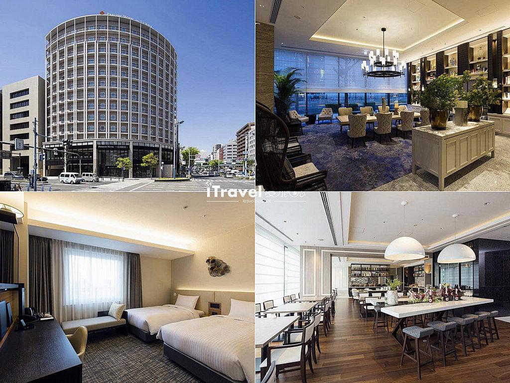 《大阪飯店推薦》2018大阪訂房指南:6間最新星級酒店全收錄