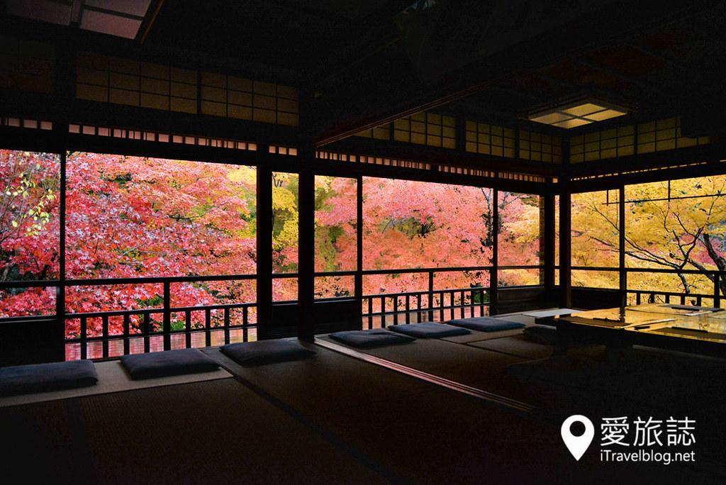 京都賞楓景點 琉璃光院 19