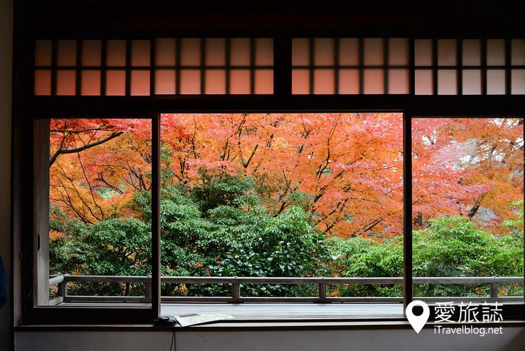 京都賞楓景點 琉璃光院 42