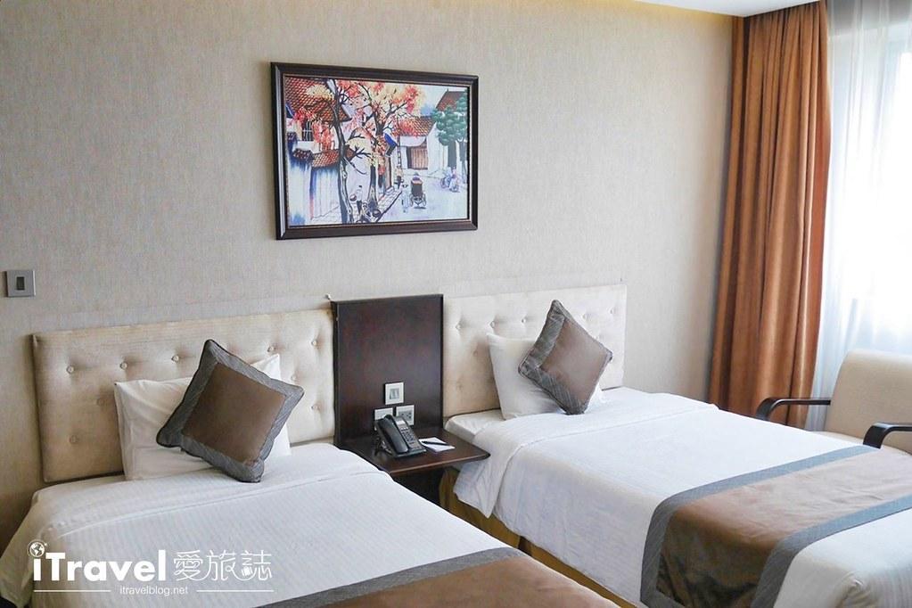 越南孟清河內中心酒店 (17)