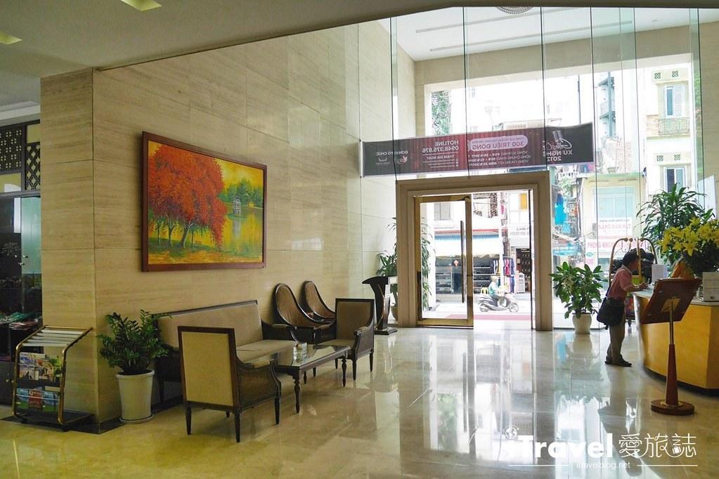 越南孟清河內中心酒店 (7)
