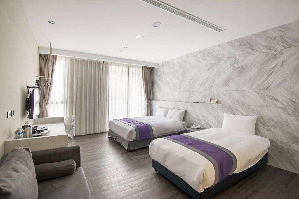 Hotel Hesper HSR - Taichung 3