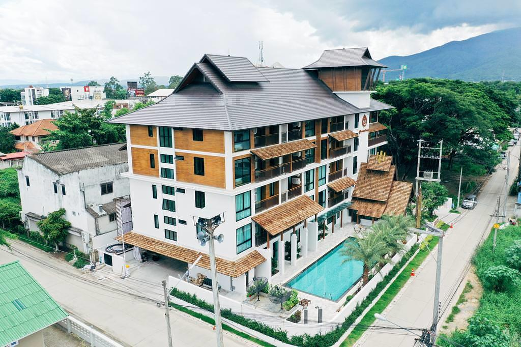 Joyful YiRen Condominiums Chiangmai 1