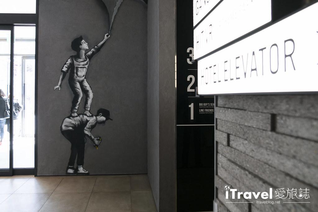 L7弘大樂天飯店 L7 Hongdae by LOTTE (7)