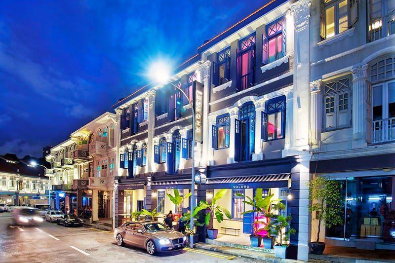 Hotel Soloha @ Chinatown 1