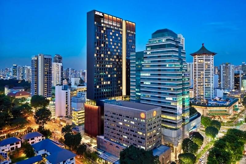YOTEL Singapore Orchard Road 1