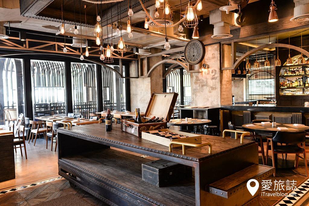 清迈美食餐厅 T Station Bar & Restaurant 02