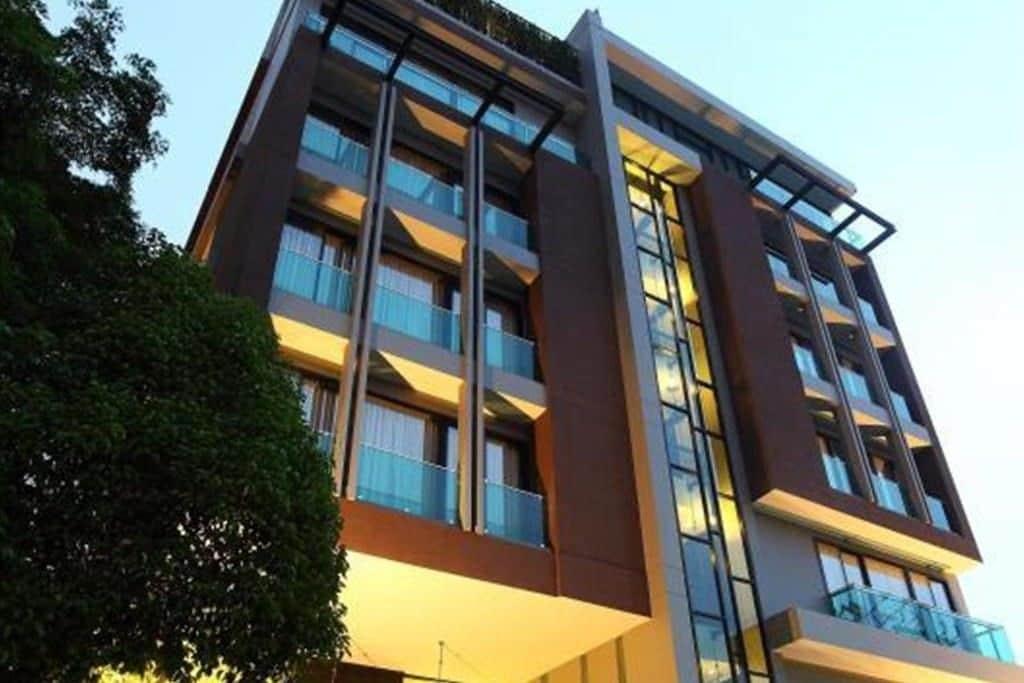 De Chai Oriental Nimman Hotel 1