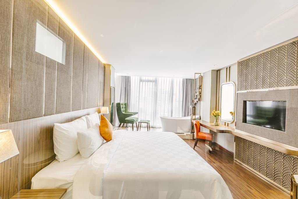 Winsuites Saigon Hotel 2