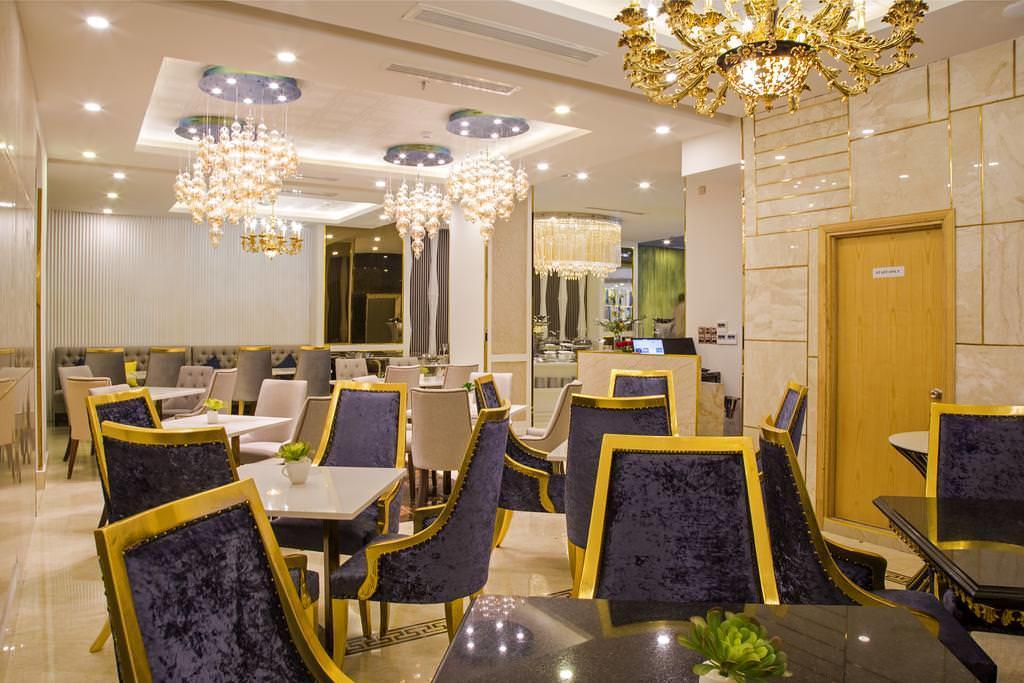 Cicilia Saigon Hotels & Spa 5
