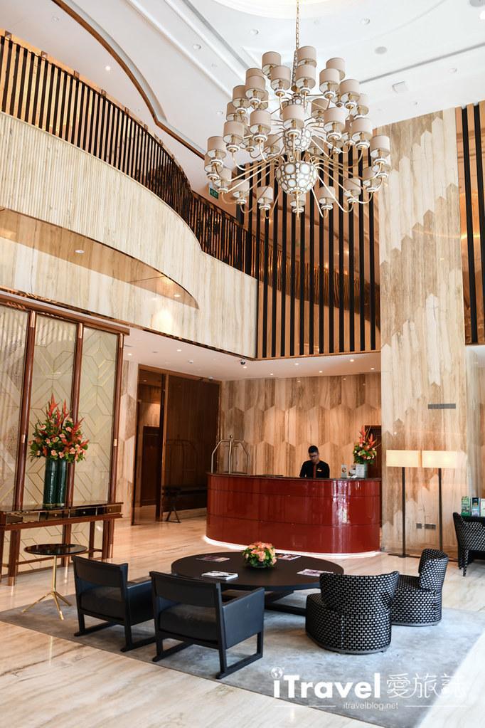 胡志明市舍伍德套房飯店 Sherwood Suites (5)