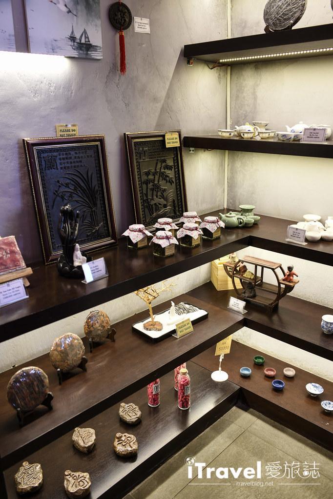 胡志明市咖啡公寓 Orient Tea (10)