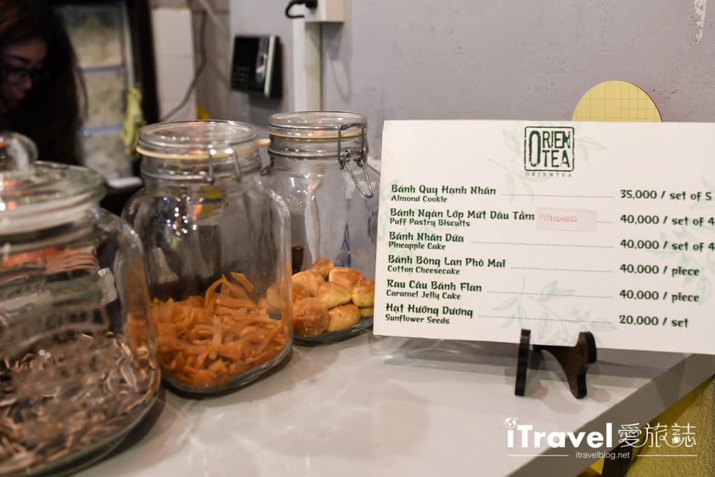 胡志明市咖啡公寓 Orient Tea (12)