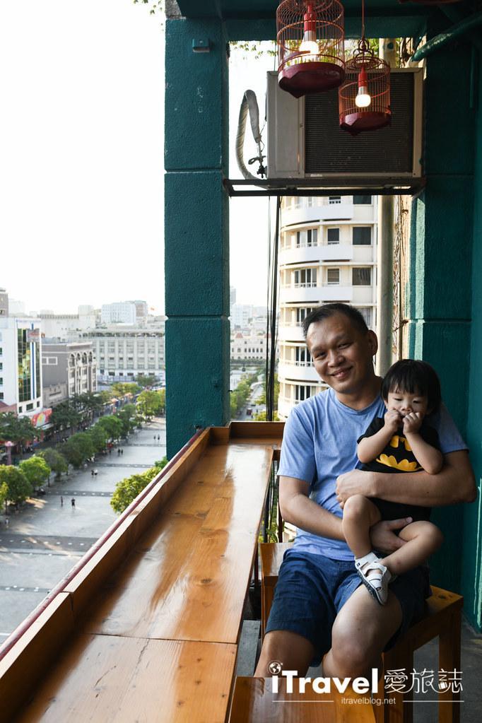胡志明市咖啡公寓 Orient Tea (48)