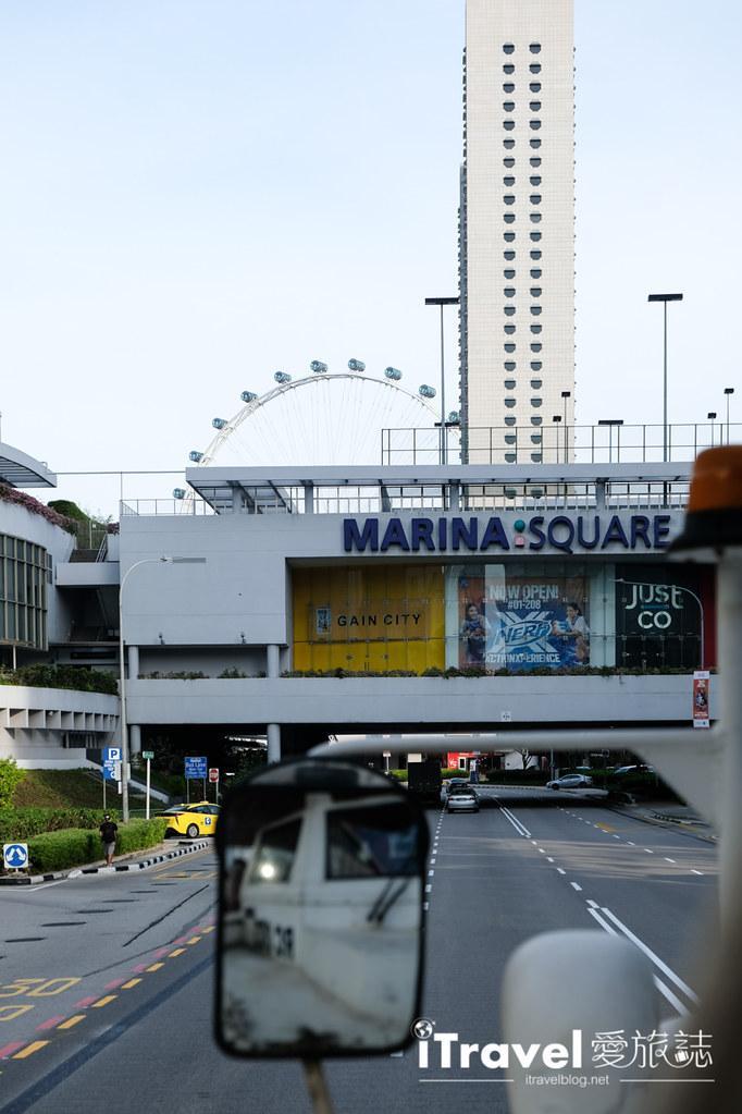 新加坡水陸兩棲鴨子船遊覽 Singapore Duck Tours Bus (11)