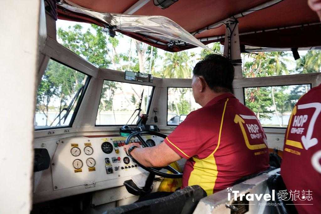 新加坡水陸兩棲鴨子船遊覽 Singapore Duck Tours Bus (12)