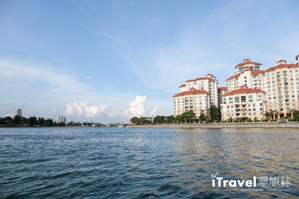 新加坡水陸兩棲鴨子船遊覽 Singapore Duck Tours Bus (14)