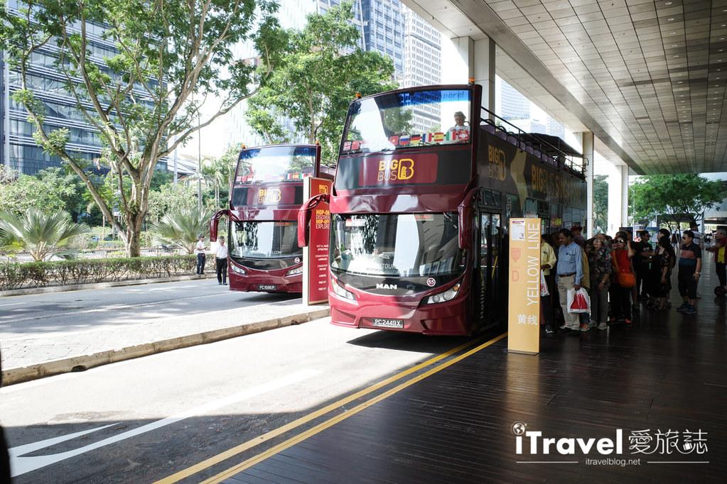 新加坡水陸兩棲鴨子船遊覽 Singapore Duck Tours Bus (8)