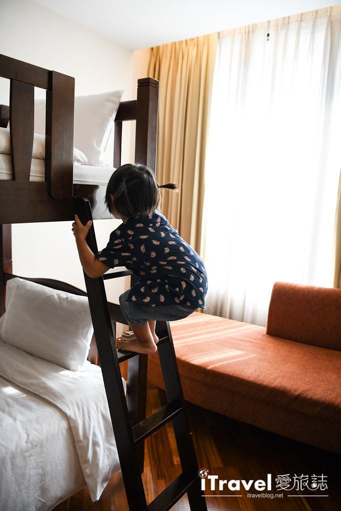 林布蘭特套房飯店 Rembrandt Hotel Suites and Towers (21)