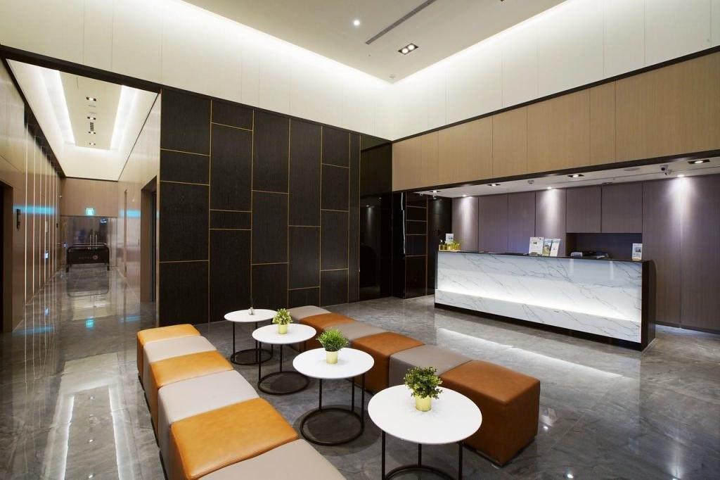 Hotel A Tainan 2
